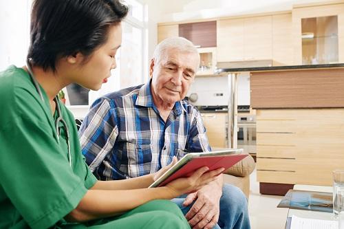 Le suivi santé résidence retraite à Nice